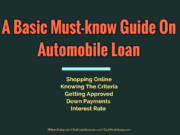 automotive Automotive A Basic Must know Guide On Automobile Loan  180x135