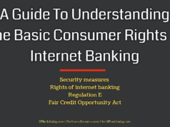 banking Banking – Mortgage – Credit A Guide To Understanding The Basic Consumer Rights in Internet Banking 238x178