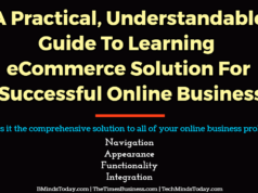 A Practical, Understandable Guide To Learning The eCommerce Solution For Successful Online Business