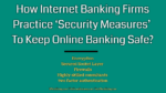 How Internet Banking Firms Practice Security Measures To Keep Online Banking Safe outsourcing The Concept of Outsourcing Practice and Its Key Advantages How Internet Banking Firms Practice    Security Measures    To Keep Online Banking Safe 150x84