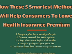 insurance policies Insurance & Risk Management How These 5 Smartest Methods Will Help Consumers To Lower Health Insurance Premium 1 2 238x178