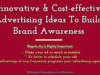entrepreneur Entrepreneur Innovative Cost effective Advertising Ideas To Build Brand Awareness  100x75