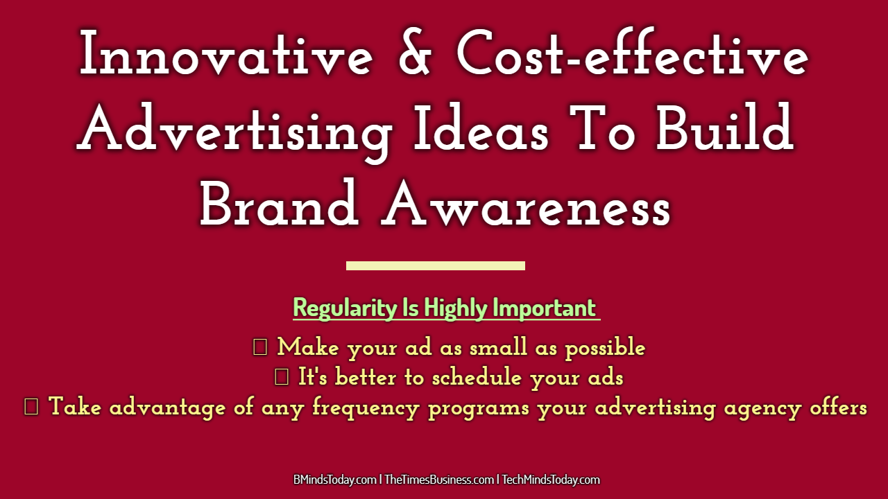 Innovative & Cost-effective Advertising Ideas To Build Brand Awareness  advertising ideas Innovative & Cost-effective Advertising Ideas To Build Brand Awareness Innovative Cost effective Advertising Ideas To Build Brand Awareness