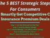 entrepreneur Entrepreneur The 5 BEST Strategic Steps For Consumers To Smartly Get Competitive Car Insurance Premium Deals 100x75