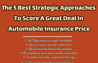 The 5 Best Strategic Approaches To Score A Great Deal In Automobile Insurance Price business knowledge Business Knowledge Centre With Free Resources and Tools The 5 Best Strategic Approaches To Score A Great Deal In Automobile Insurance Price 341x220