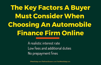 business knowledge Business Knowledge Centre With Free Resources and Tools The Key Factors A Buyer Must Consider When Choosing An Automobile Finance Firm Online 341x220