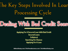 banking Banking – Mortgage – Credit The Key Steps Involved In Loan Processing Cycle 238x178