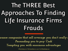 insurance policies Insurance & Risk Management The THREE Best Approaches To Finding Life Insurance Firms Frauds  238x178