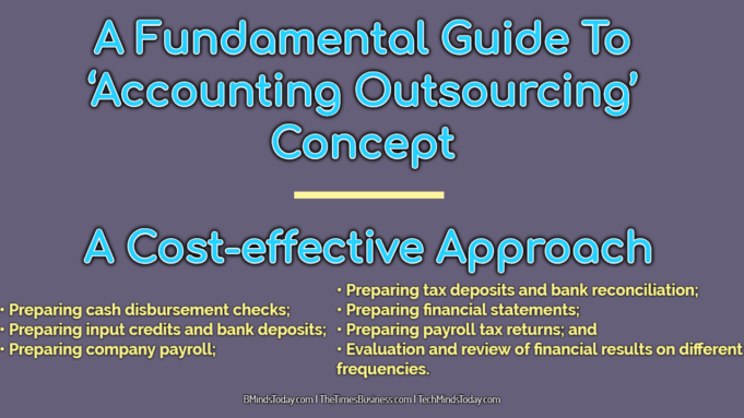A Fundamental Guide To 'Accounting Outsourcing' Concept | A Cost-effective Approach outsourcing Outsourcing & Offshoring A Fundamental Guide To    Accounting Outsourcing    Concept A Cost effective Approac 681x383