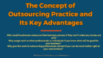 The Concept of Outsourcing Practice and Its Key Advantages accounting outsourcing A Fundamental Guide To 'Accounting Outsourcing' Concept | A Cost-effective Approach The Concept of Outsourcing Practice and Its Key Advantages 150x84