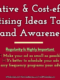 Innovative & Cost-effective Advertising Ideas To Build Brand Awareness
