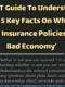 A SMART Guide To Understanding The 5 Key Facts On Which Health Insurance Policies Are In Bad Economy
