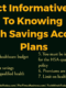 A 7-Fact Informative Guide To Knowing Health Savings Account Plans